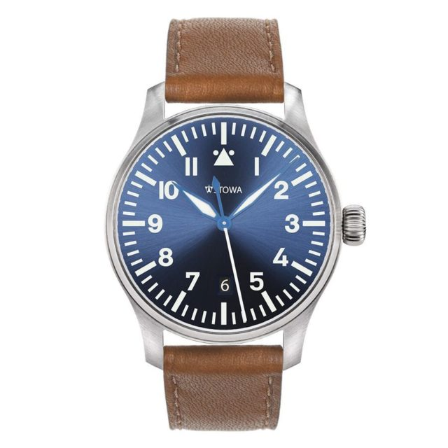 Stowa: Flieger Blue Limited