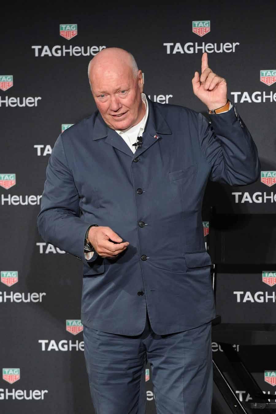TAG Heuer: CEO Jean-Claude Biver