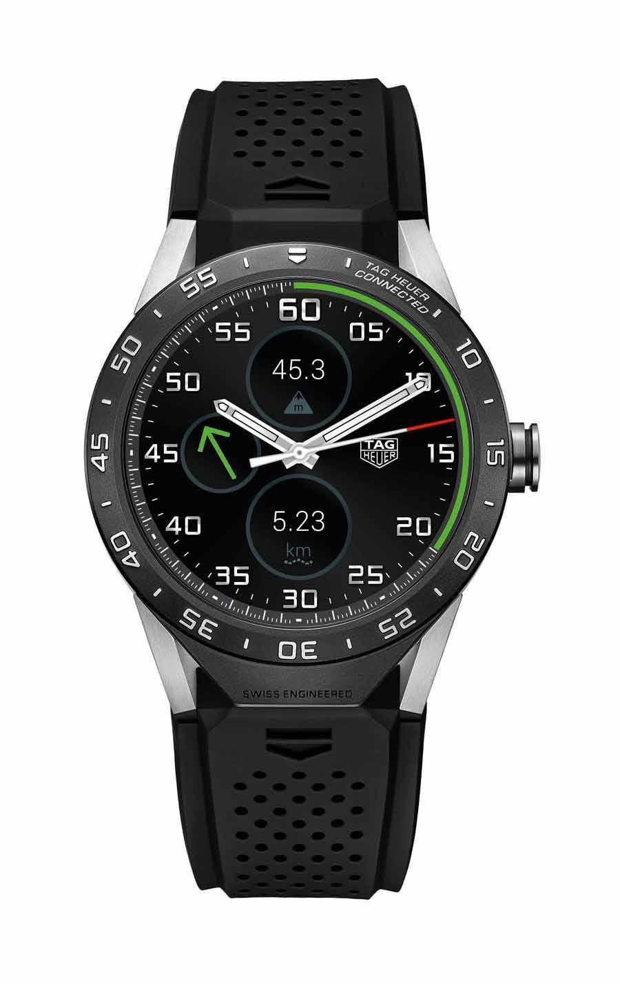 TAG Heuer: Connected