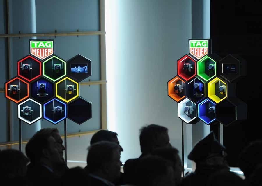 TAG Heuer: In New York stellte die Schweizer Uhrenmanrke die Connected vor.
