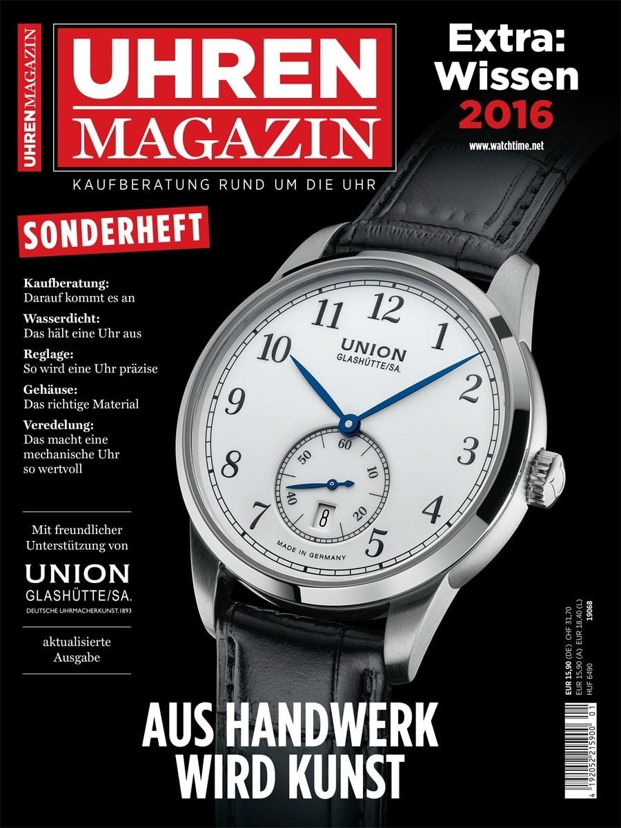uhren magazin 2015