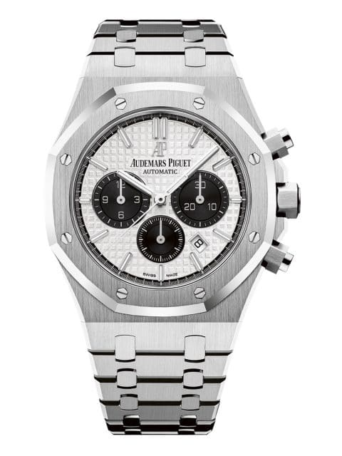 Audemars Piguet Royal Oak Chronograph, Edelstahl