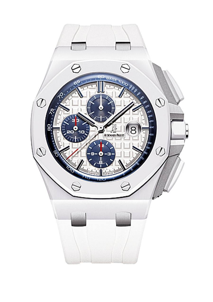 Audemars Piguet: Royal Oak Offshore Chronograph