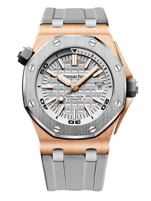 Audemars Piguet Royal Oak Offshore Diver Bicolor