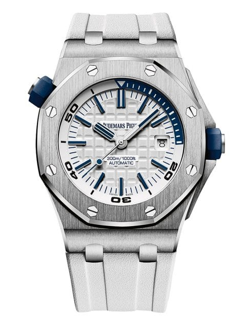 Audemars Piguet Royal Oak Offshore Diver, Edelstahl