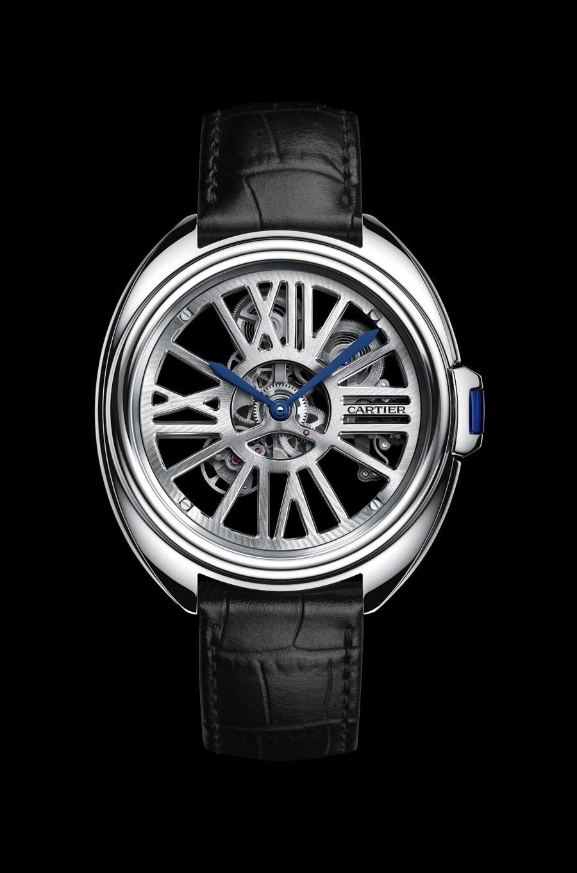 Cartier: Clé de Cartier Automatic Skeleton