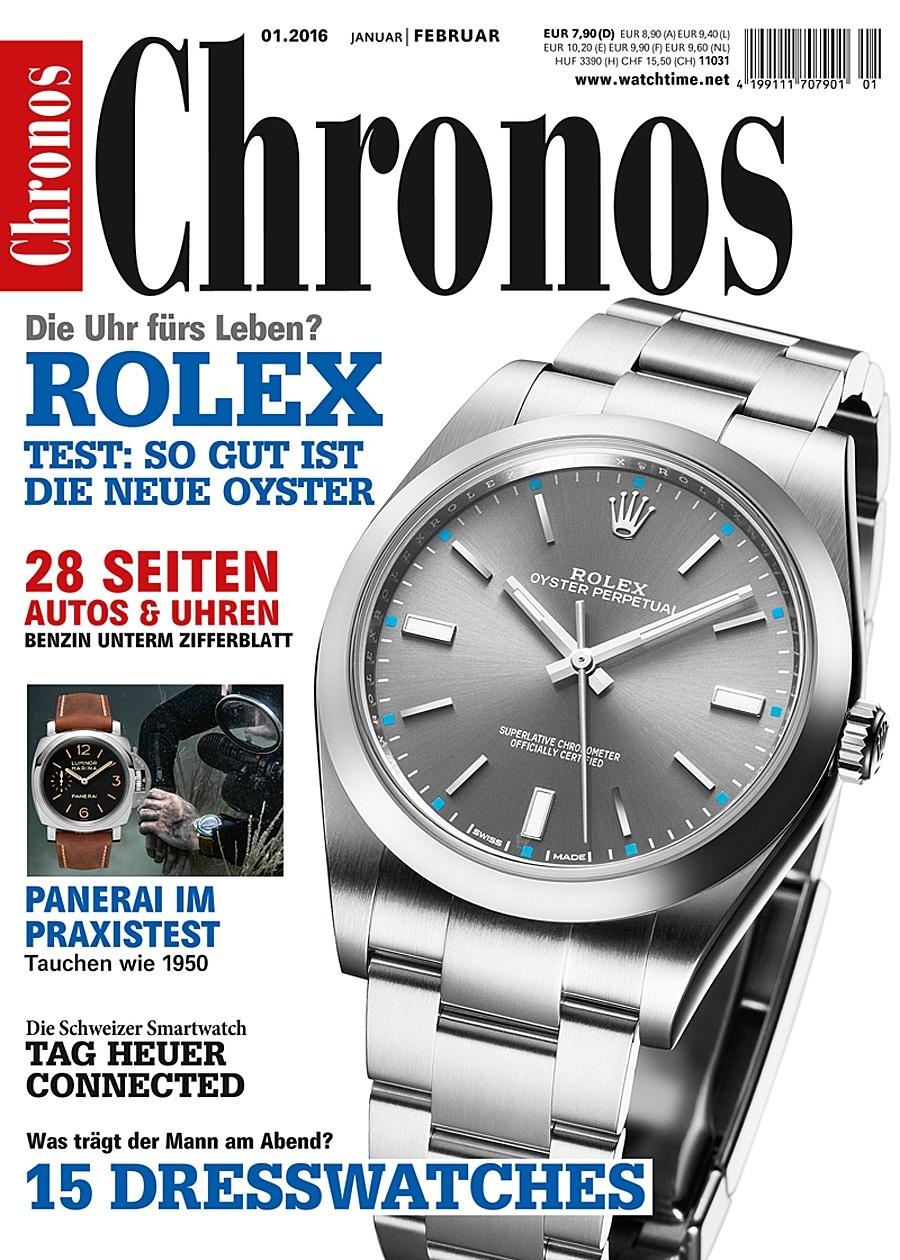Chronos Ausgabe 01.2016