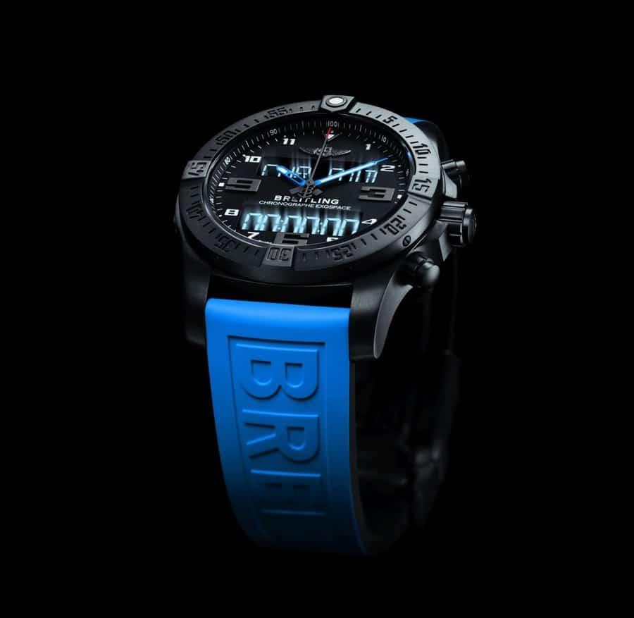 Breitling: Exospace B55 Night Mission