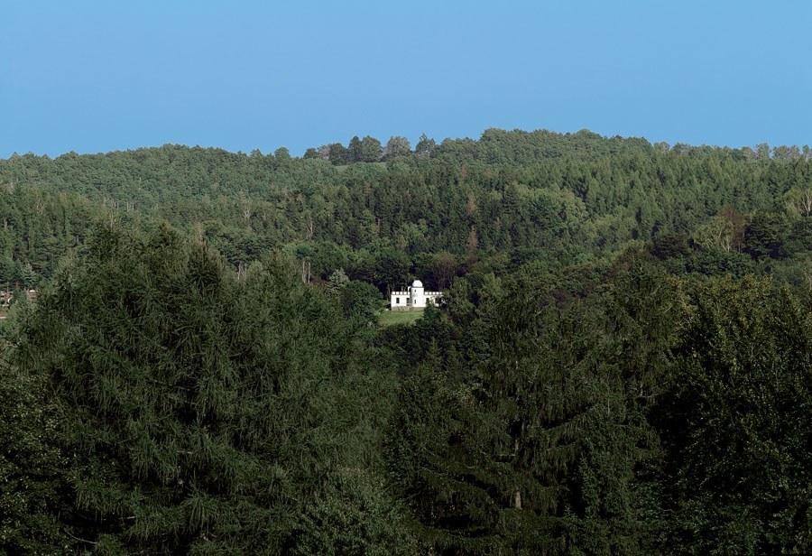 Hoch über Glashütte: Deutsche Chronometerprüfstelle