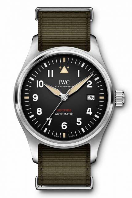 IWC Pilot's Watch Automatic Spitfire, Edelstahl