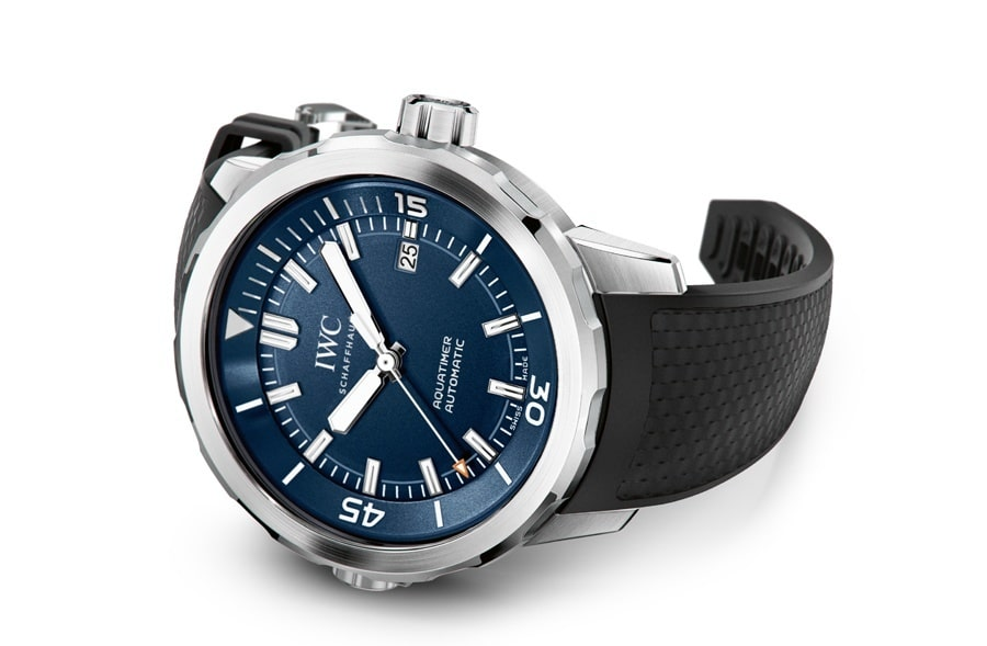 "IWC: Aquatimer Automatic Edition ""Expedition Jacques-Yves Cousteau"""