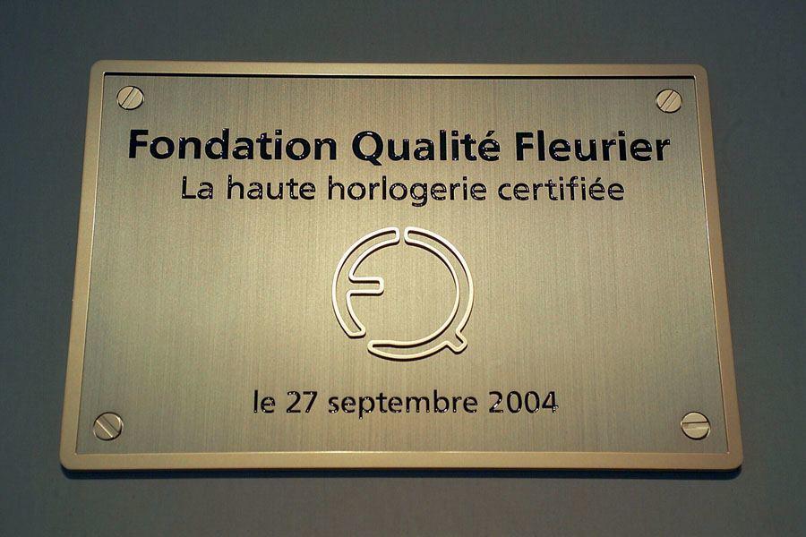 Institut: Fondation Qualite Fleurier