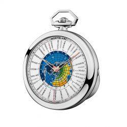 Montblanc: 4810 Orbis Terrarum Pocket Watch 110 Years Edition