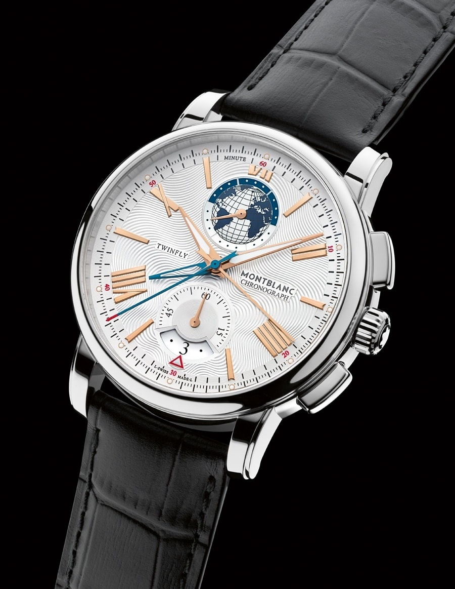Montblanc: 4810 TwinFly Chronograph 110 Years Edition