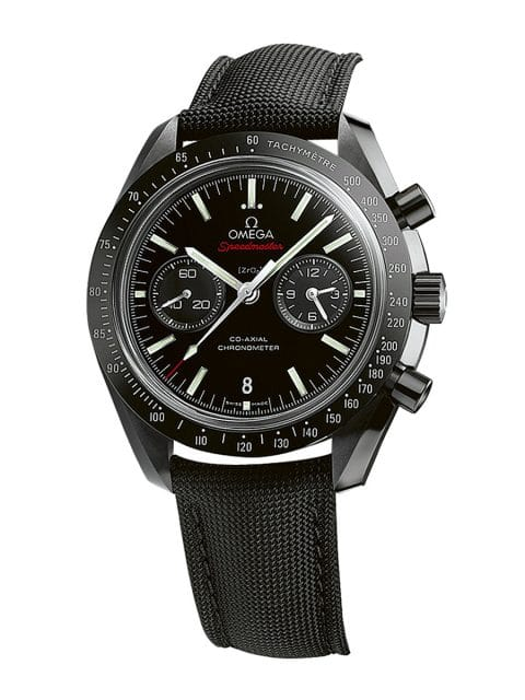 Omega Speedmaster Moonwatch Black Ceramic