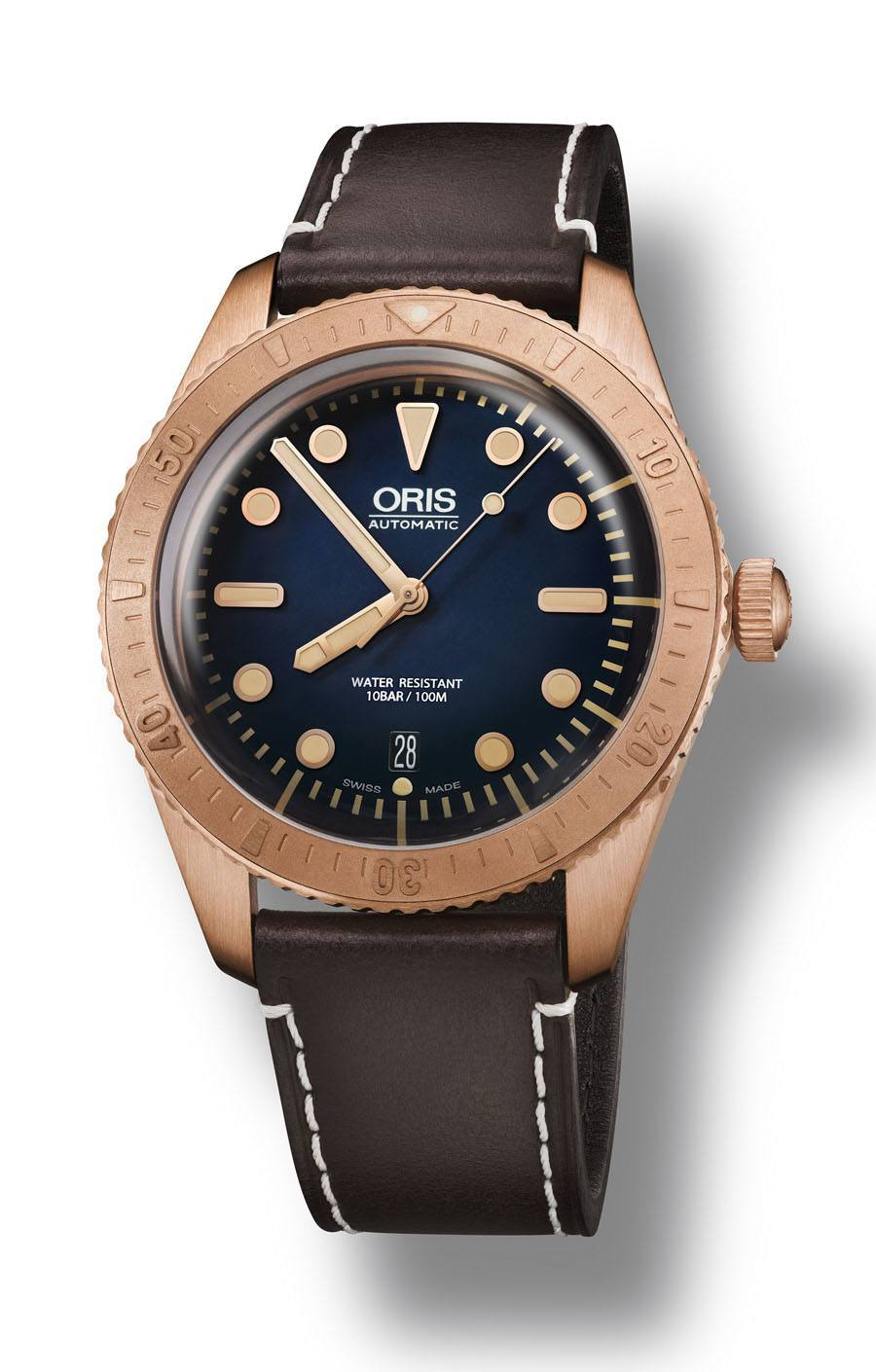 Oris: Carl Brashear Limited Edition