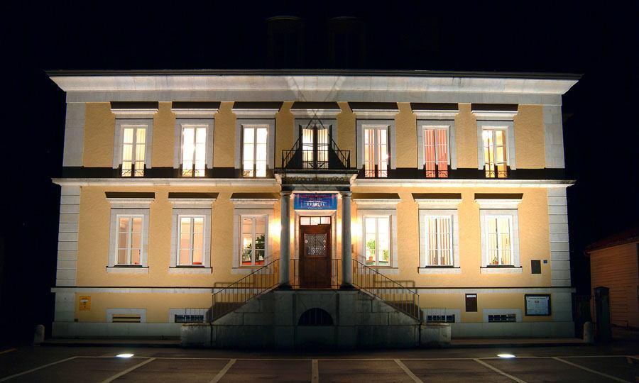 Rathaus: Sitz der Fondation Qualite Fleurier