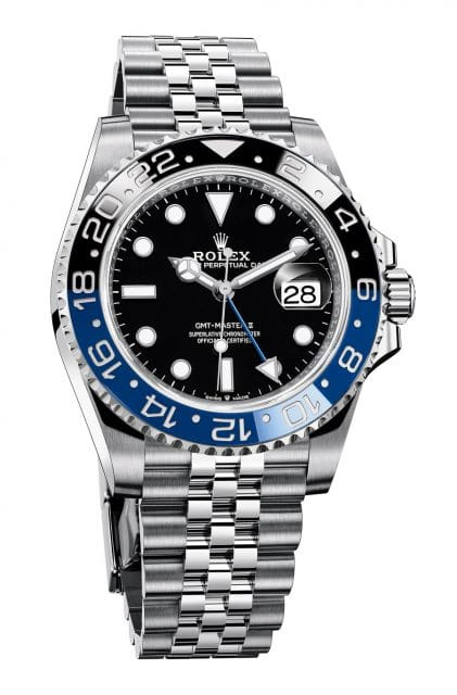 Rolex GMT-Master II Referenz 126710BLNR