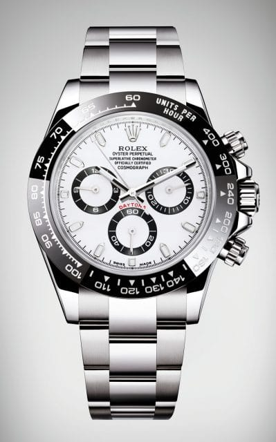 Rolex: Oyster Perpetual Cosmograph Daytona