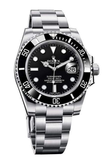 Rolex Submariner Date, Referenz 116610LN