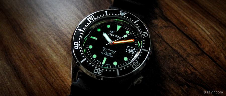Squale: 50 Atmos Ref. 1521-026
