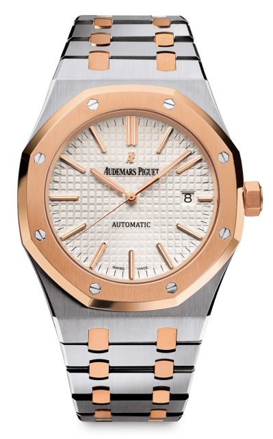 Audemars Piguet Royal Oak in Bicolor