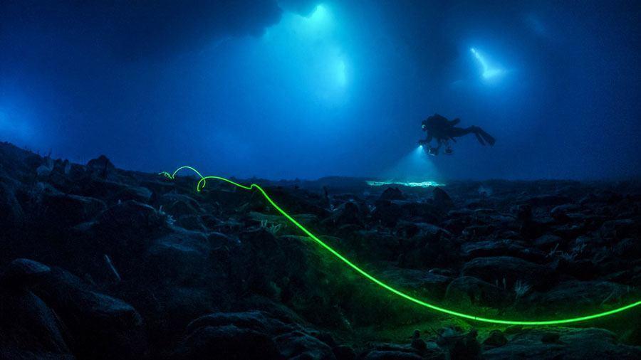 Blancpain: Gombessa III – Expedition Antarctica // © Laurent Ballesta / Gombessa III