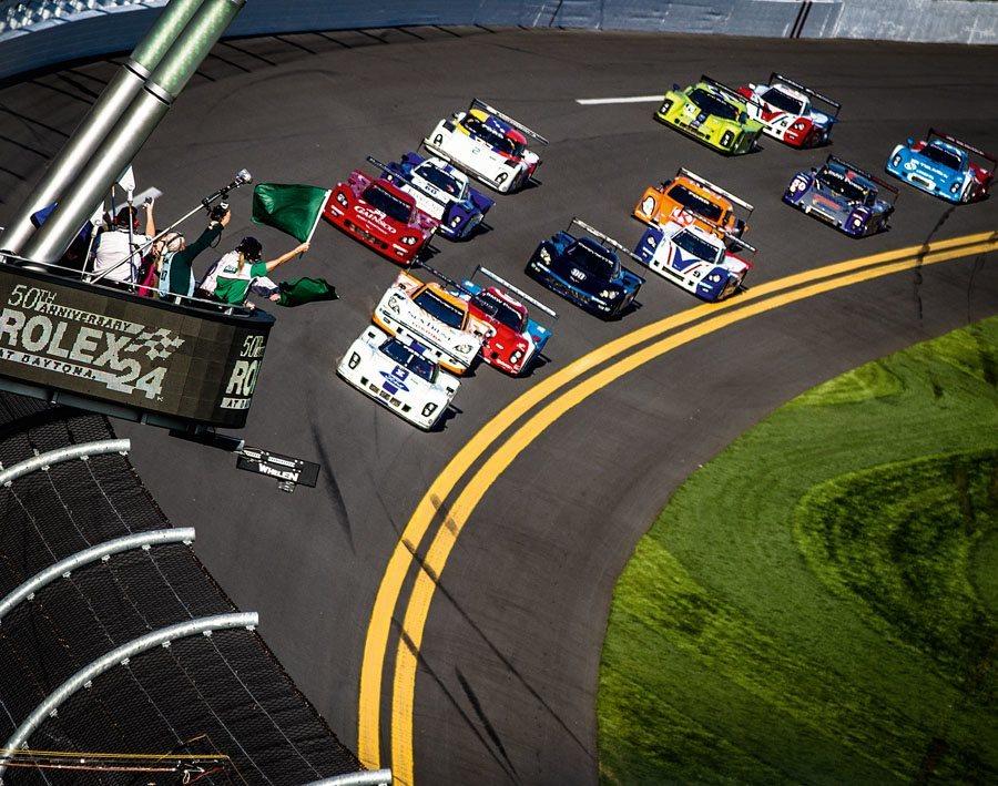 Daytona Speedway 2012