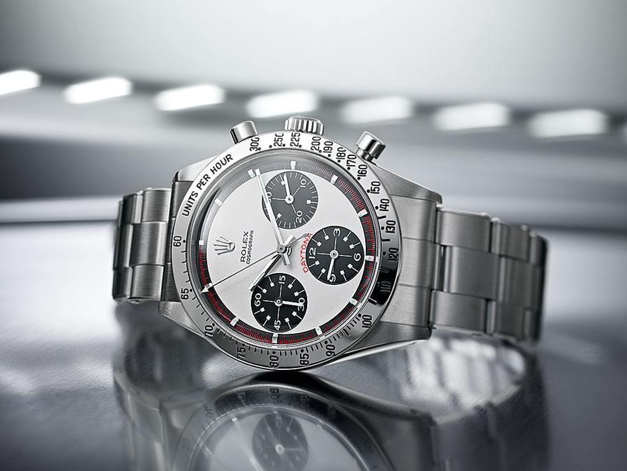 Rolex: Daytona Paul Newman Ende 1960