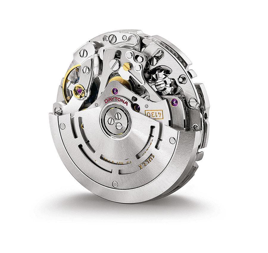 Rolex: Kaliber 4130