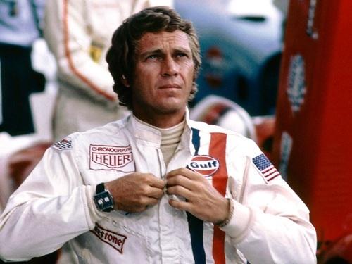 TAG Heuer: Steve McQueen Le Mans