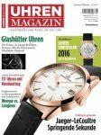 UHREN-MAGAZIN Ausgabe 01.2016