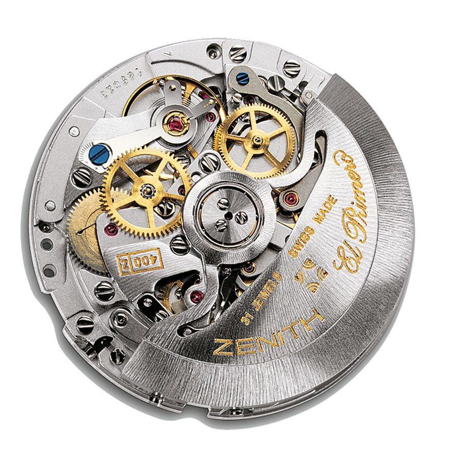 El Primero: Am 10.1.1969 stellte Zenith das erste automatische Chronographenkaliber vor