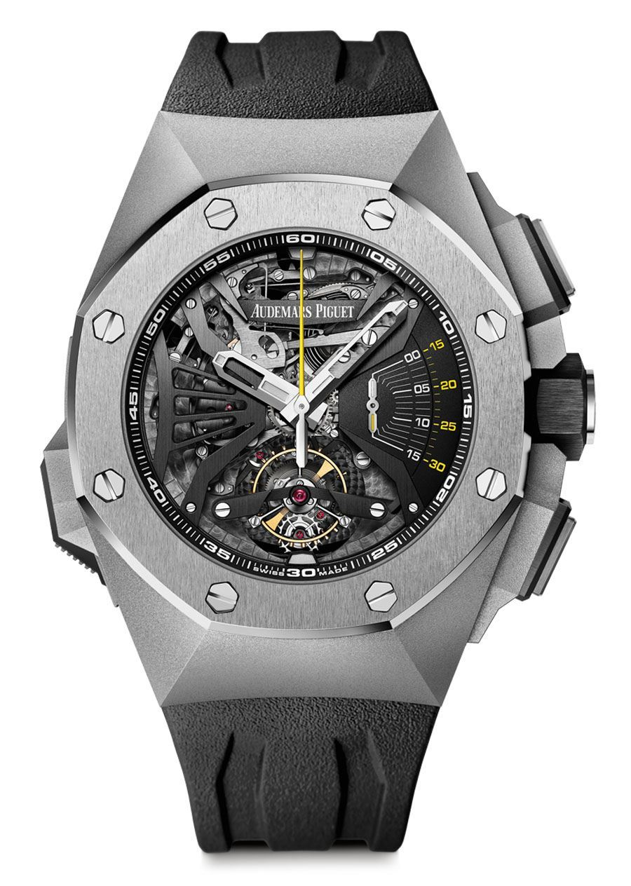 Audemars Piquet: Royal Oak Concept Supersonnerie
