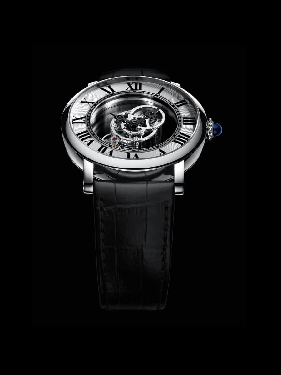 Cartier: Rotonde de Cartier Astromystérieux