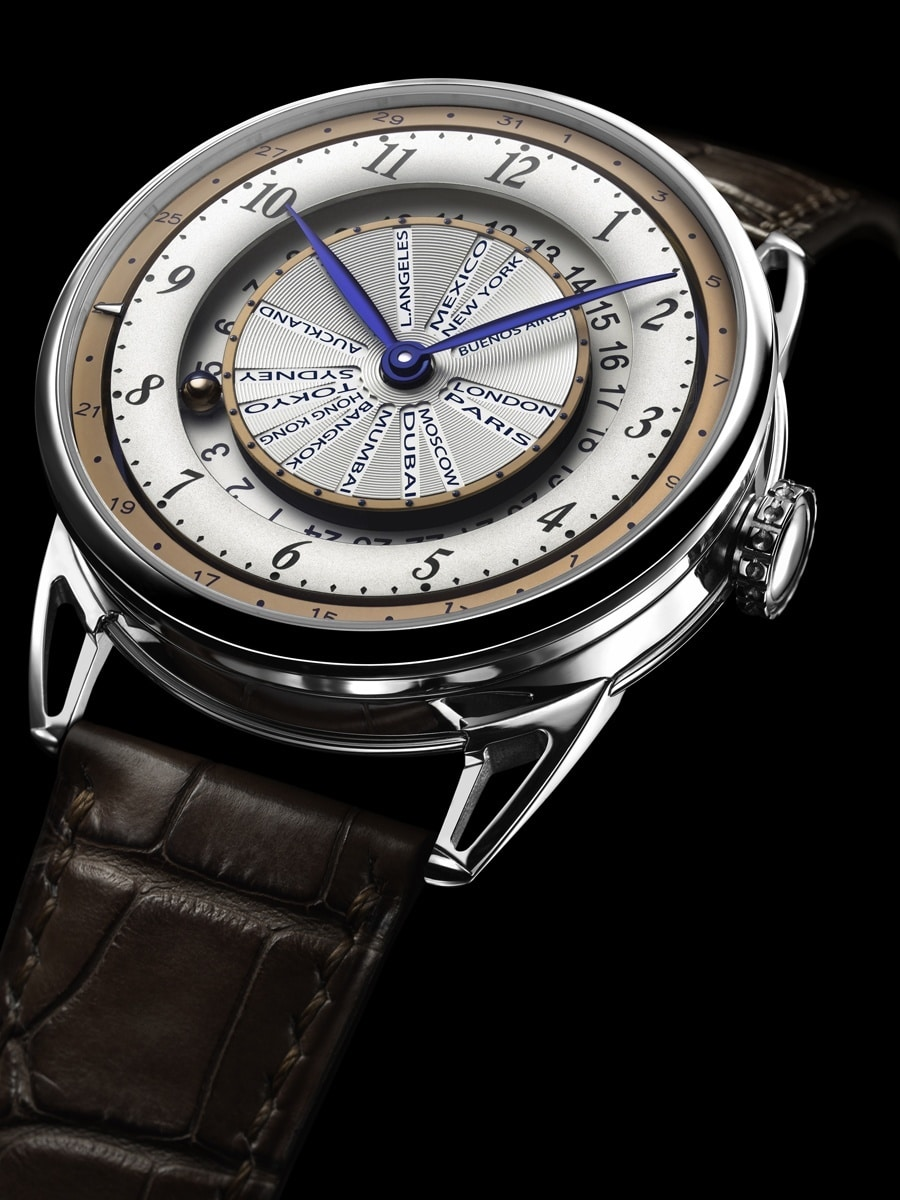 De Bethune: DB25 World Traveller
