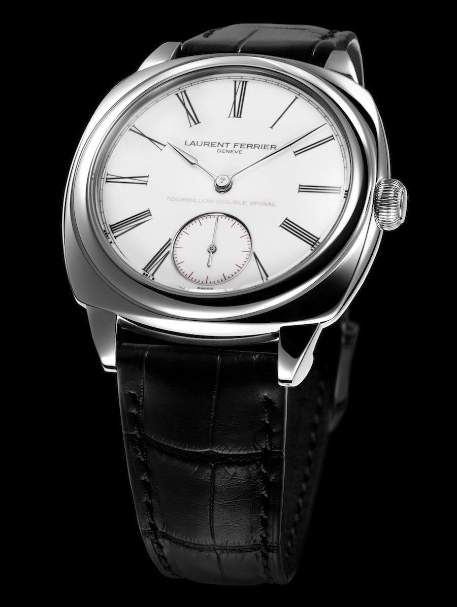 Laurent Ferrier: Galet Classic Square Email