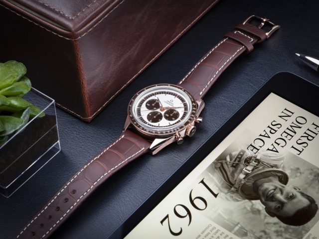 Omega: Speedmaster Moonwatch First Omega in Space Numbered Edition