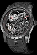 Roger Dubuis: Excalibur Automatic Skeleton Carbon