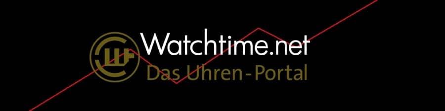 Watchtime.net: Auch 2015 mehr Leser für das Uhren-Portal