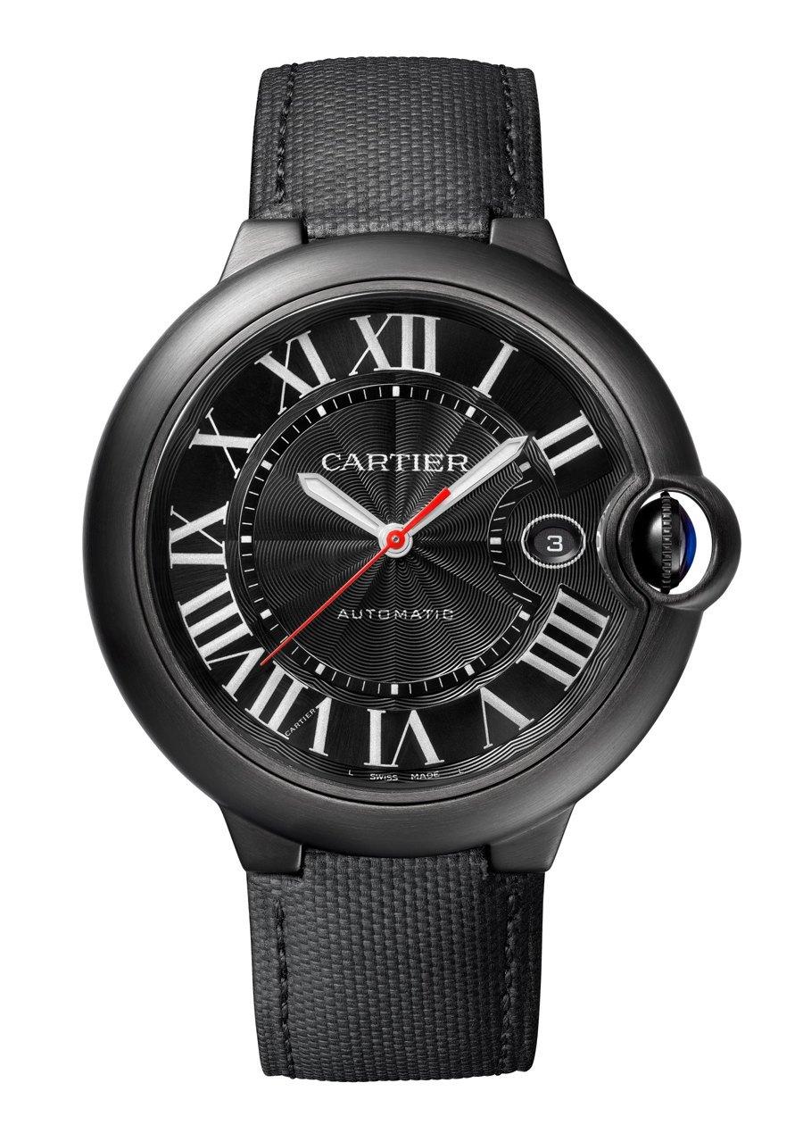 Cartier: Ballon Bleu de Cartier Carbon