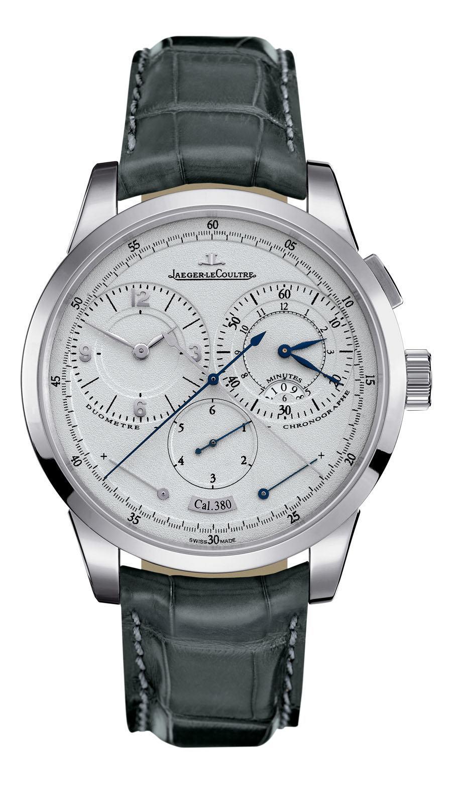 Derzeit die Lieblingsuhr von Clive Owen: Der Duomètre Chronographe von Jaeger-LeCoultre