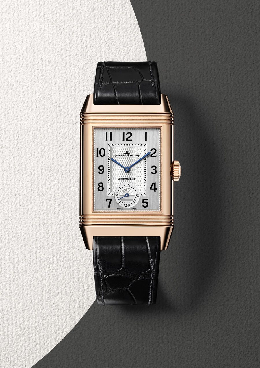 Jaeger-LeCoultre: Reverso Classic Kollektion, Vorderseite
