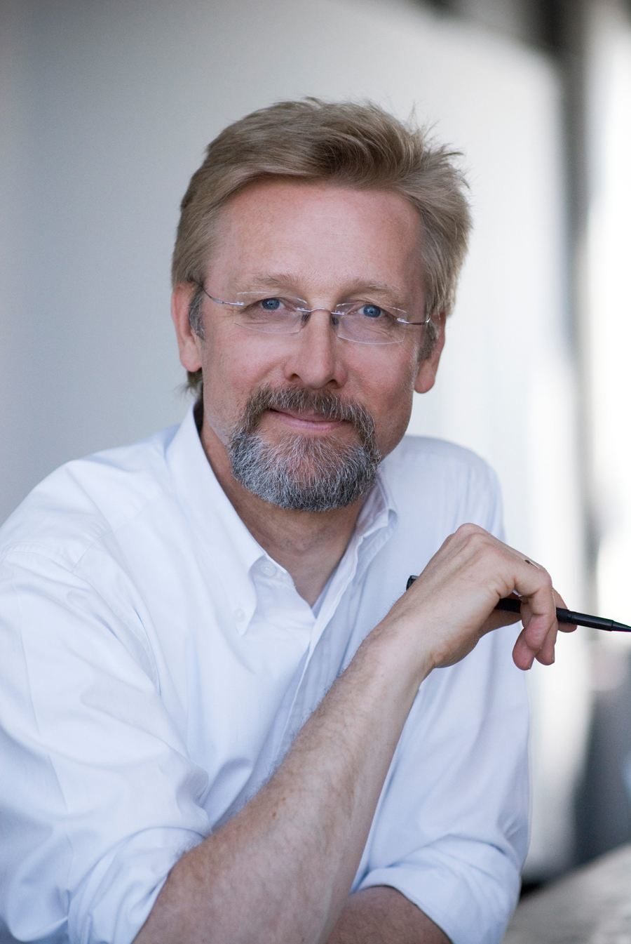 Autodesigner Chris Bangle