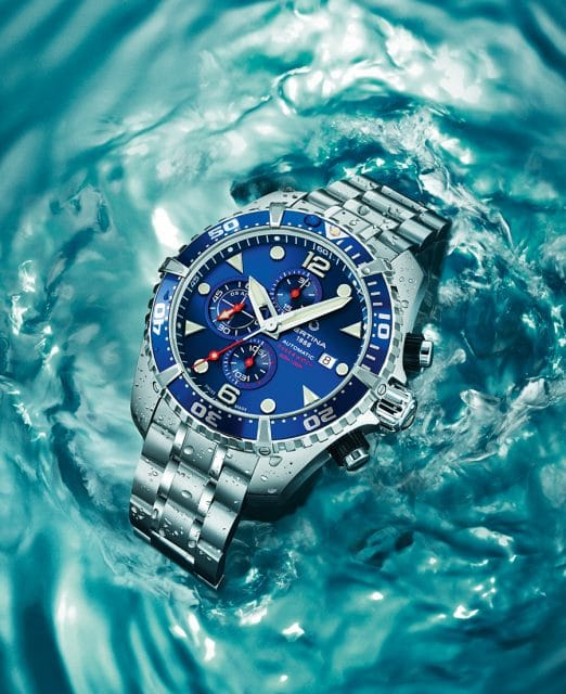 Certina: DS Action Diver Chronograph