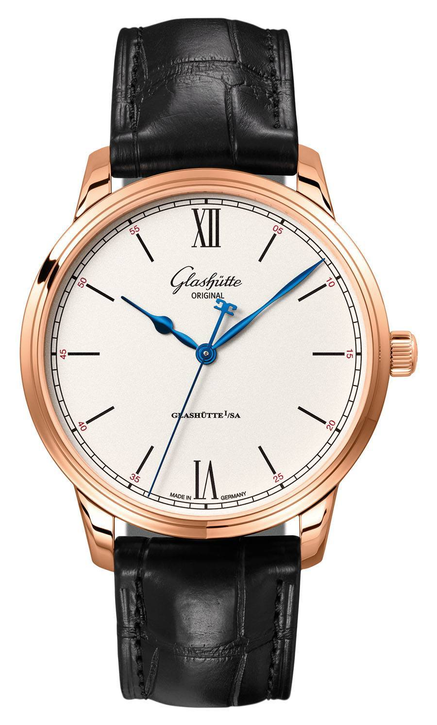 Glashütte Original: Senator Excellence in Rotgold
