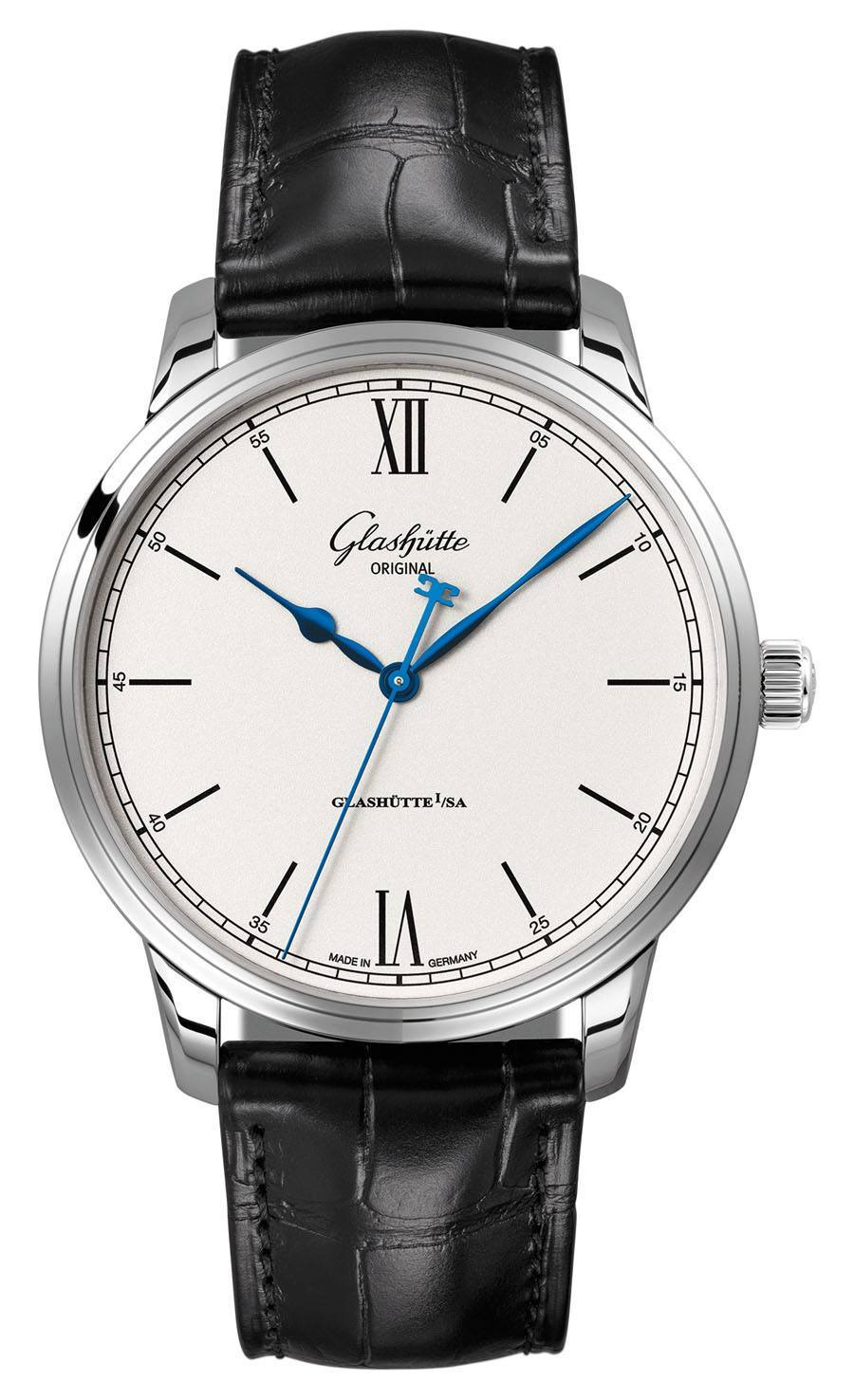Glashütte Original: Senator Excellence in Edelstahl
