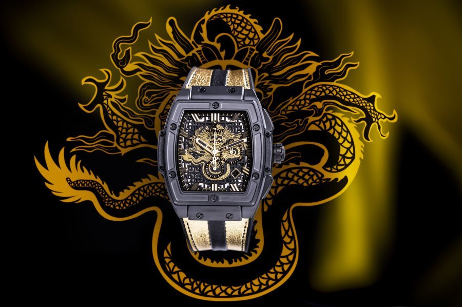 Hublot: Spirit of Big Bang for Bruce Lee