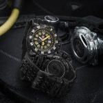 Luminox: Scott Cassell Deep Dive Special 1520 Series
