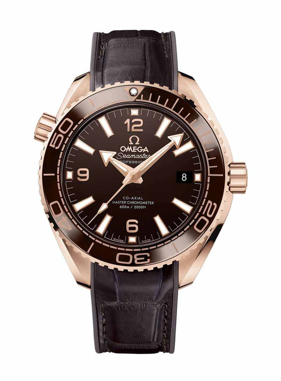 Omega: Seamaster Planet Ocean 600M Master Chronometer